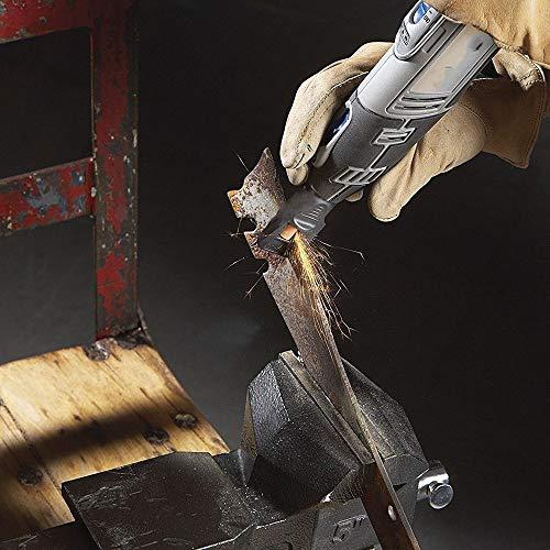 TuToy Garden Tool Sharpener grasmaaier slijper roterende slijpen bevestiging voor roterende boor adapter