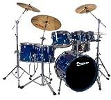 Premier Series Elite H289962SRHL 6-Piece Drum Set,Renee Blue