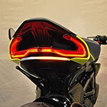 MV Agusta Dragster 800 Rear Turn Signals (2019-Present) - New Rage Cycles