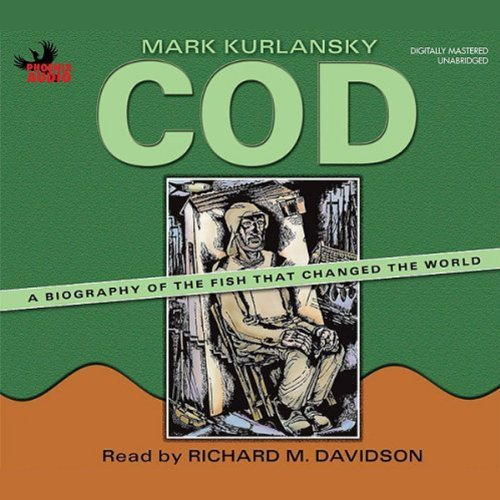 Cod audiobook cover art