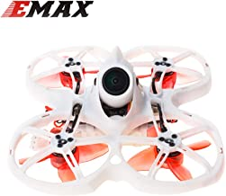 Goolsky EMAX Tinyhawk FPV Racing Drone Brushless Drone 75mm con Ricevitore Frsky 4in1 F4 Flight Controller 3A 15000KV 600TVL VTX BNF Version