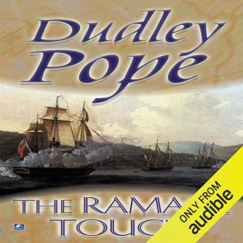 The Ramage Touch audiobook cover art