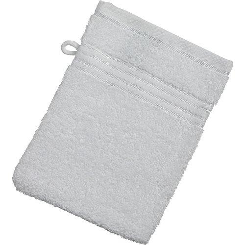 Myrtle Beach - gant de toilette - blanc - 15 x 21 cm - MB425