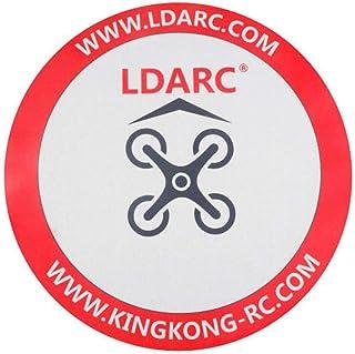 Nihlsen LDARC 250mm Racing Apron Take Off Landing para Tiny R7 6X 7X 8X ET Series FPV RC Drone Quadcopter Juego Accesorios de Competencia