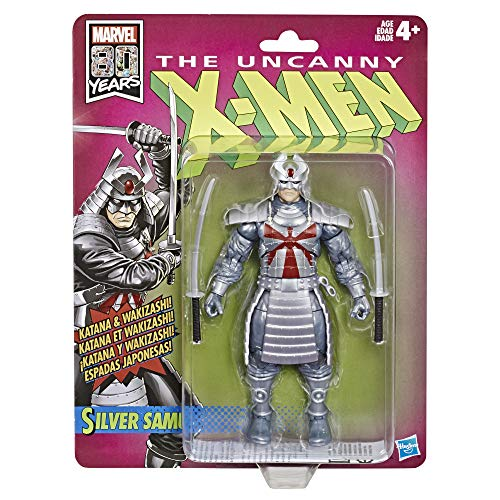 Marvel The Uncanny X Men Silver Samurai