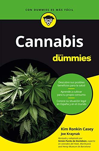 Cannabis para dummies (Spanish Edition)