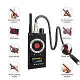 RF Signal Scanner Radio Anti-spy Hidden Camera Detector Wireless GSM Audio Bug Sweeper Finder GPS Tracker US Plug