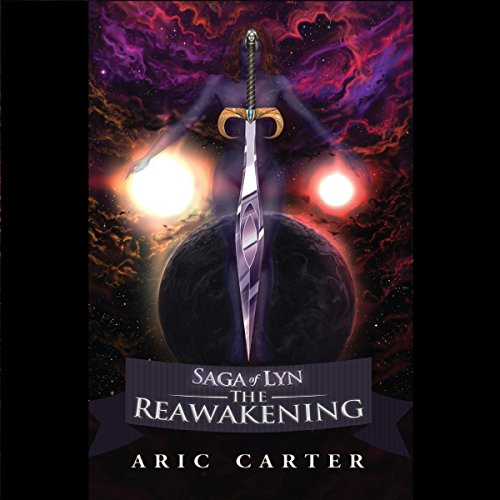 The Saga of Lyn: The Reawakening audiobook cover art