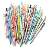 DzdzCrafts Kawaii Color 0.5MM 0.7mm Mixed 16pcs Mechanical Pencils Office School Supplies (Some with...