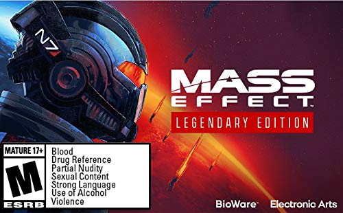 MassEffectLegendaryEdition(輸入版:北米)-PS4
