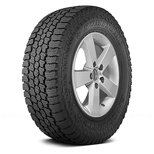 Sumitomo Encounter AT AT All- Terrain Radial Tire-275/55R20 117T
