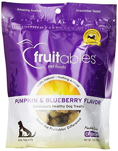Fruitables Crunchy Baked Dog Treats | Pumpkin &...