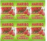 HARIBO ハリボー ハッピーチェリー 200g×6袋