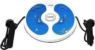 لوح لف الخصر المغناطيسي تويستر لشد وتنحيف الخصر لتمارين اللياقة البدنية واليوغا في المنزل والصالة الرياضية