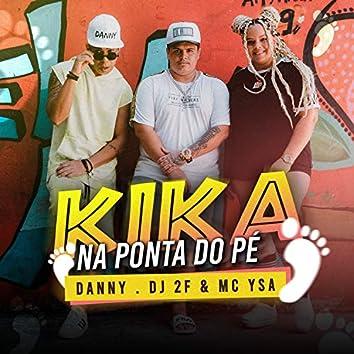 Kika na Ponta do Pé