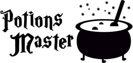 Potions Master Vinyl Decal Sticker for Instant Pots