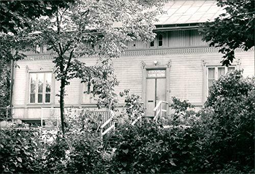 Stockholm Kajak Club – Vintage Press Foto