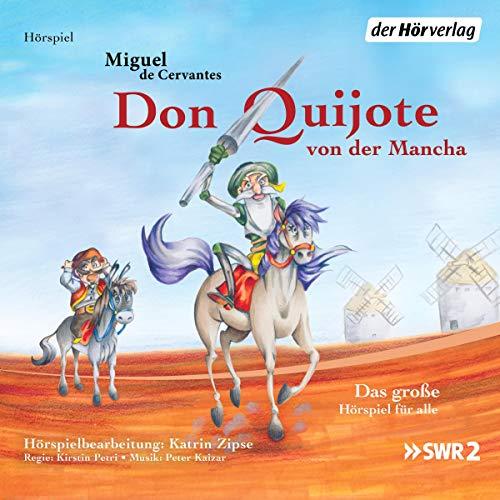 Don Quijote von der Mancha cover art