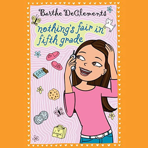 Nothing's Fair in Fifth Grade audiobook cover art