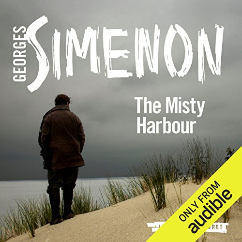 The Misty Harbour audiobook cover art