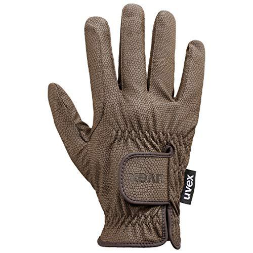 uvex Unisex– Erwachsene,  sportstyle winter Reithandschuhe, brown, 7.5