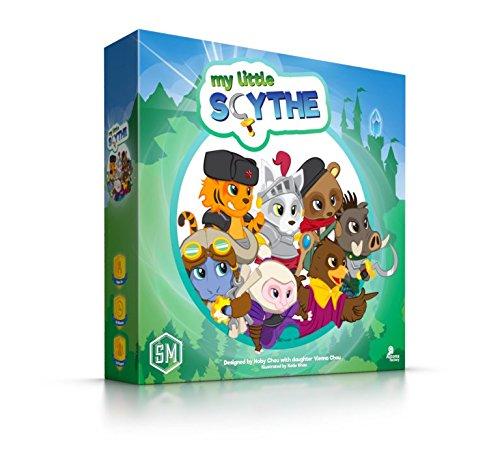 My Little Scythe - Bordspel - Verzamel alle trofeeën in het koninkrijk Pomme - Voor de hele familie - Taal: Engels