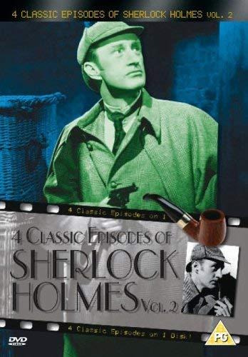4 Classic Episodes - Vol. 2 - The Case Of Harry Crocker / The Case Of The Unlucky Gambler / The Case Of The J
