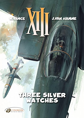 XIII - Volume 11 - Three Silver Watches (English Edition)