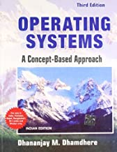 Operating Systems A Concept Based Approach by DHAMDHERE (2012-03-14)