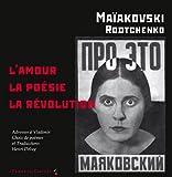 L'amour; la poésie; la révolution