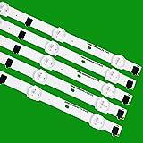 5 PCS 9LED 650mm LED backlight strip bar for samsung UE32F5000 D2GE-320SC0-R3 2013SVS32H CY-HF320AGEV3H BN96-26508a