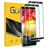 Samsung Galaxy Note 8 Verre trempé【2 Pièces】3D Couverture Complète 9H Film Protection...