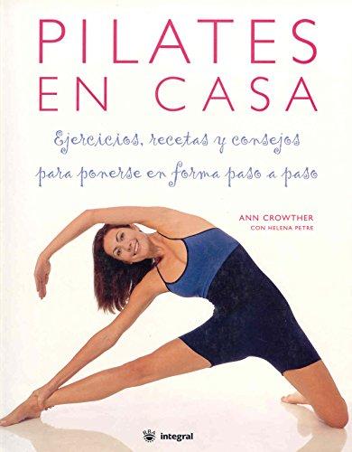 Pilates en casa: 104 (EJERCICIO CUERPO-MEN)