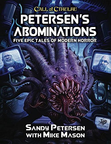 Petersen's Abominations: Tales of Sandy Petersen: 23152-H