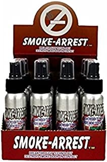 Smoke-Arrest Odor Eliminator (Simply Fresh) includes one can