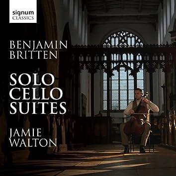 Benjamin Britten: Solo Cello Suites