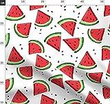 Wassermelone, Obst, Garten, Sommer, Albern, Organisch,