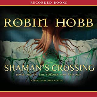 Shaman's Crossing, Book One of the Soldier Son Trilogy  cover art