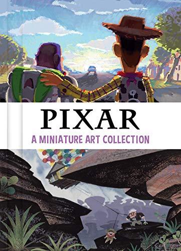 Pixar: A Miniature Art Collection (Mini Book)