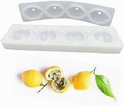 Lemon Shape Silicone Molds Cake Decorating Tools Bakeware French Dessert Mousse Cake Mold Baking Cupcake Silicone Mousse M...
