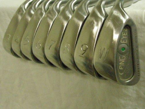Ping Eye 2 Golf Set Irons 3-PW Black Dot
