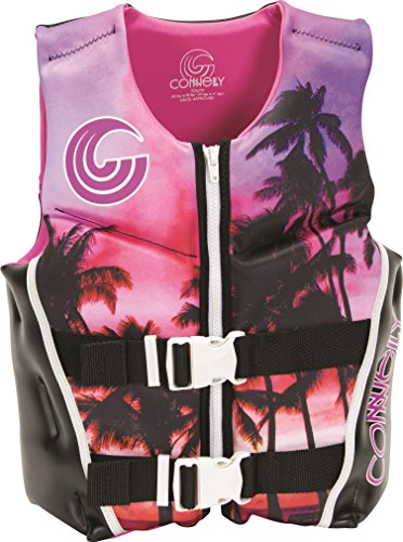 "Connelly Youth Neoprene Vest, 24""-29"" Chest; 50-90Lbs, Conn Girl-17"