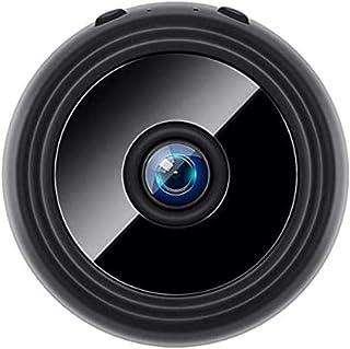 كاميرا مراقبة صغيرة واي فاي كاميرا مخفية للسيارة، بدقة 1080 بكسل كاميرا مراقبة داخلية صغير مع كشف الحركة والرؤية الليلية