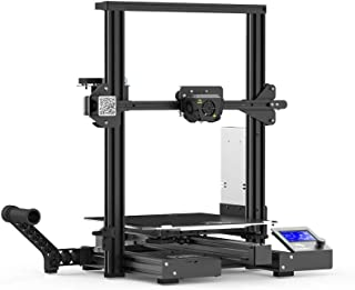 WOL 3D ENDER - 3 MAX, Upgraded 3d printer is more stable and notable with the alumina frame and the H-shape metal base. 30...