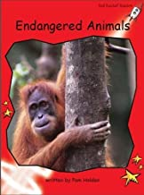 Endangered Animals (Red Rocket Readers, Early Level 1)