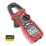 Best Clamp Meters - KAIWEETS Digital Clamp Meter T-RMS 6000 Counts, Multimeter Review