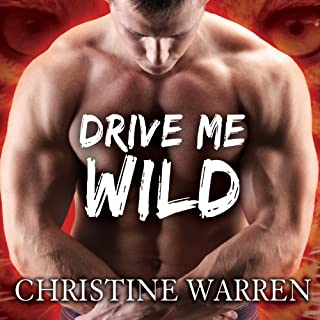 Drive Me Wild audiobook cover art