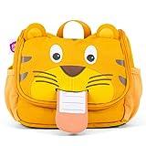 Affenzahn Kulturtasche Tiger für 1-3 Jährige Kinder im Kindergarten - Gelb - 5