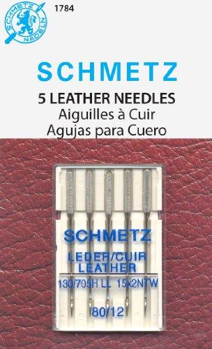 Schmetz, Leather Machine Needles, 80/12 (Original Version)