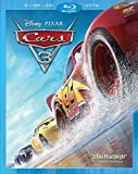 Disney Pixar's Cars 3 Blu-ray + DVD +Digital